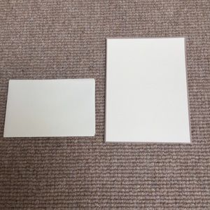 Cream Colored Stationery